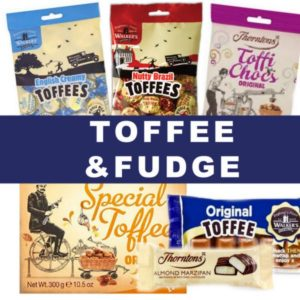 Toffee and Fudge
