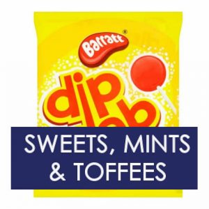 SWEETS, MINTS & TOFFEES