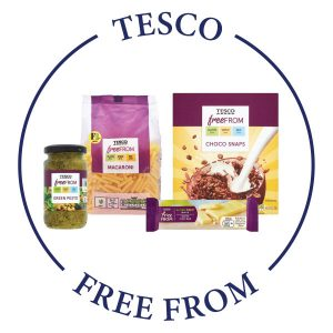 TESCO FREE FROM