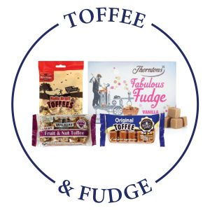 TOFFEE & FUDGE