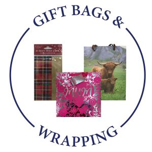 GIFT BAGS & WRAPPING